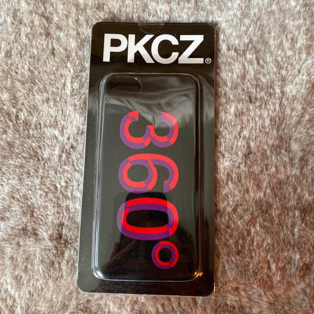 三代目 J Soul Brothers(サンダイメジェイソウルブラザーズ)のPKCZ 360° iPhone7対応 ケース スマホ/家電/カメラのスマホアクセサリー(iPhoneケース)の商品写真