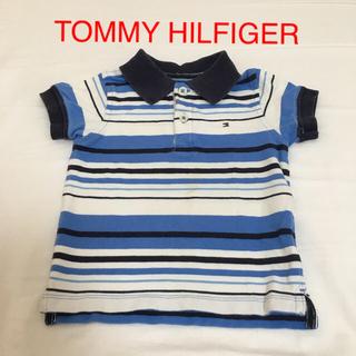 トミーヒルフィガー(TOMMY HILFIGER)の正規品●トミーフィルヒガー●男の子ポロシャツ(Tシャツ)