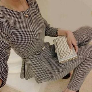 dholic - パンツスーツ セットアップ