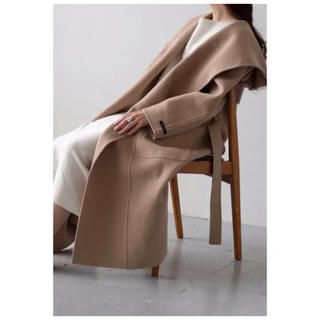 プラージュ(Plage)の新品 nae コート mild hoodie coat(ロングコート)
