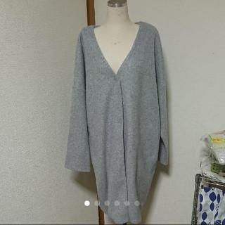 Avail - sureve大きいサイズ☆ノーカラーコート