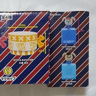 【新品・未開封】ジェネ高 マグカップ フィギュア付きスピーカー (ミュージシャン)