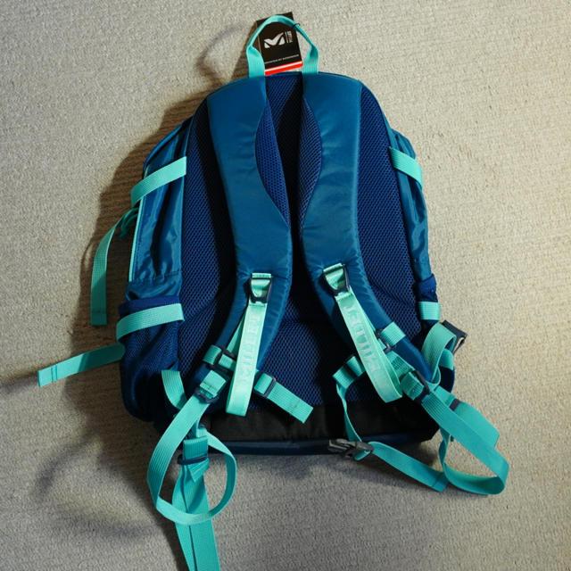 MILLET(ミレー)のミレー マルシェ20 デイパック MILLET 新品未使用 レディースのバッグ(リュック/バックパック)の商品写真