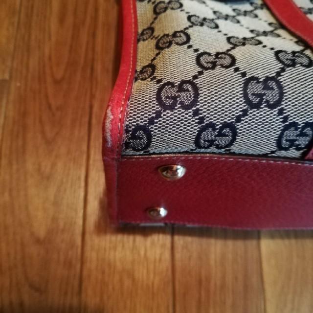 Gucci(グッチ)のGUCCIバック レディースのバッグ(ハンドバッグ)の商品写真