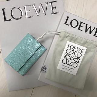 ロエベ(LOEWE)のロエベ   スモールバーティカルウォレット(財布)