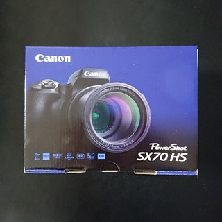 Canon - Canon Power Shot SX70HS