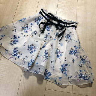 ジルバイジルスチュアート(JILL by JILLSTUART)のジルスチュアート♡スカート(ミニスカート)