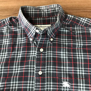 BURBERRY - バーバリー ロンドン ノバチェックシャツ‼️