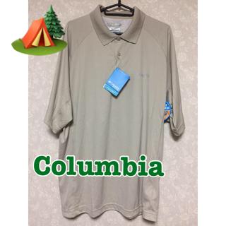 コロンビア(Columbia)の【新品】Columbia コロンビア ポロシャツ タグ付き 涼しい素材  (ポロシャツ)