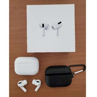 Apple - apple airpods pro ケース付き 中古