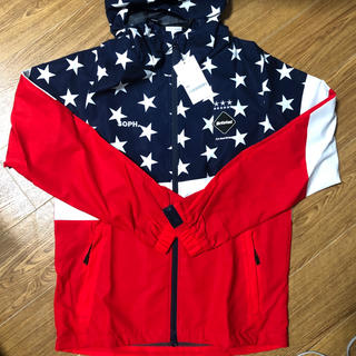 F.C.R.B. - FCRB coca cola jacket S ジャケット