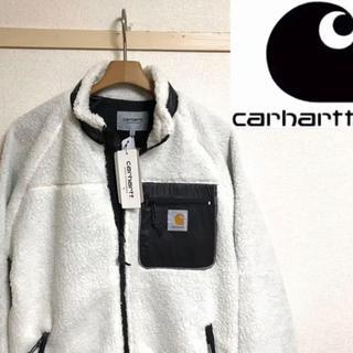 carhartt - 新品・未使用・タグ付き!カーハートcarhartt  ボアジャケット ホワイトL