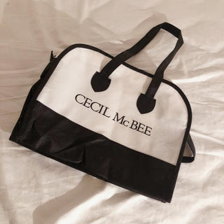 セシルマクビー(CECIL McBEE)のショッパー(ショップ袋)