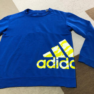 adidas - 男児トレーナー