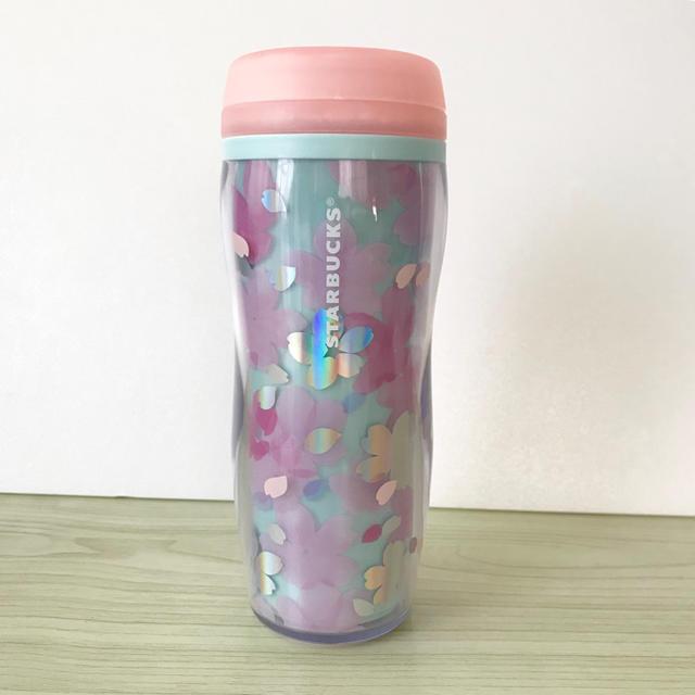 Starbucks Coffee(スターバックスコーヒー)のスターバックス さくら 2019 タンブラー 355ml 凛 インテリア/住まい/日用品のキッチン/食器(タンブラー)の商品写真