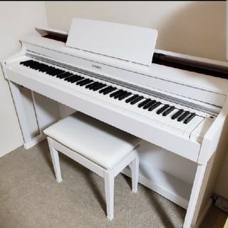 カシオ(CASIO)の美品CASIO電子ピアノ AP-470(電子ピアノ)