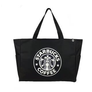 Starbucks Coffee - 【即購入大歓迎】スターバックス ビッグトートバッグ Lサイズ