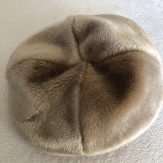 ビームスボーイ(BEAMS BOY)のファーベレー帽(ハンチング/ベレー帽)