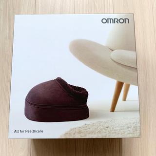 オムロン(OMRON)の【新品・未開封】オムロン フットマッサージャ HM-240(マッサージ機)