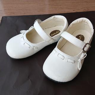 Catherine Cottage - 18㎝ キャサリンコテージ 白のフォーマル靴