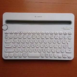 ロジクール ワイヤレスキーボード K480 ホワイト
