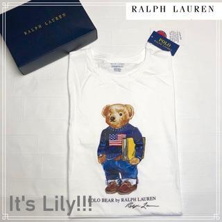 Ralph Lauren - 新作 メンズS、レディースM相当 ラルフローレン ポロベア  L160-165
