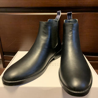 マッキントッシュフィロソフィー(MACKINTOSH PHILOSOPHY)のマッキントッシュ サイドゴアブーツ レインブーツ L 27センチ(長靴/レインシューズ)
