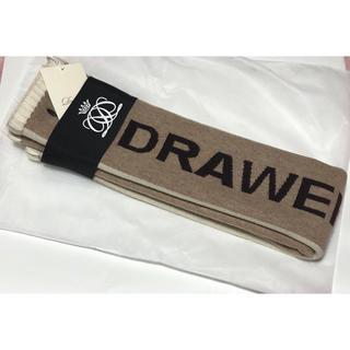 Drawer - ドゥロワー  ノベルティ ブランケット