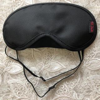 トゥミ(TUMI)のビジネスクラス アメニティ TUMI アイマスク 新品未使用(旅行用品)