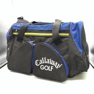 キャロウェイゴルフ(Callaway Golf)の美品 キャロウェイゴルフ ボストンバッグ ゴルフ ユニセックス ゴルフバッグ(バッグ)