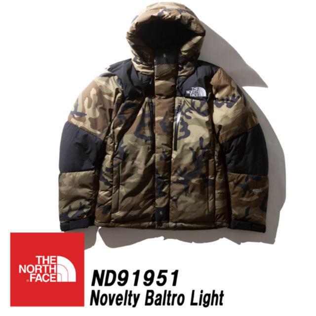 THE NORTH FACE(ザノースフェイス)のザ・ノースフェイス ノベルティー バルトロ ライト ジャケット メンズのジャケット/アウター(ダウンジャケット)の商品写真