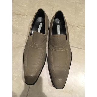 リーガル(REGAL)のBUCCHUS バッカス 靴 ローファー ドレス ベージュ フェランテ(ドレス/ビジネス)