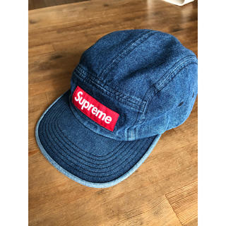 シュプリーム(Supreme)のsupreme camp cap(キャップ)