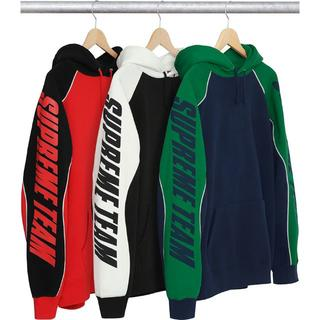 Supreme - 稀少モデルGTパーカー!Supreme GT Hooded Sweat sirt