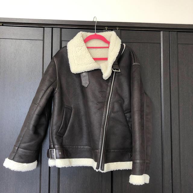 Ungrid(アングリッド)のムートンコート レディースのジャケット/アウター(ムートンコート)の商品写真