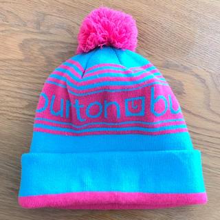 バートン(BURTON)のBURTON ニット帽(ニット帽/ビーニー)