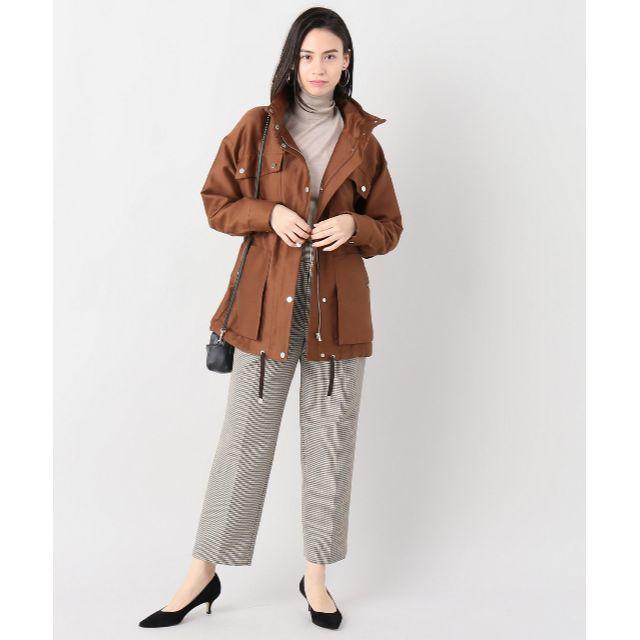 IENA(イエナ)のVERMEIL par iena シルクコットンサテンブルゾン レディースのジャケット/アウター(ブルゾン)の商品写真