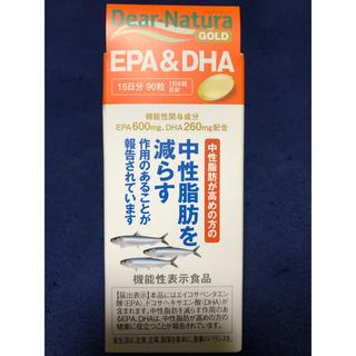 アサヒ(アサヒ)のディアナチュラ GOLD EPA&DHA (その他)