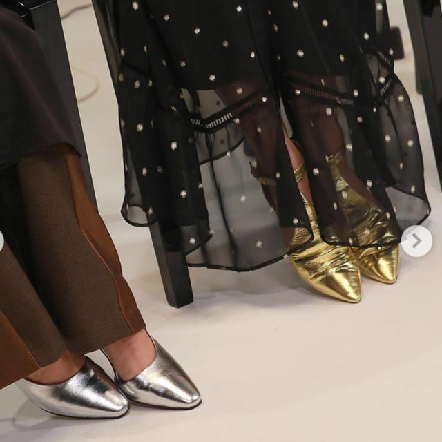 Ameri VINTAGE(アメリヴィンテージ)の田中みな実さん着用 アメリヴィンテージ ワンピース レディースのワンピース(ロングワンピース/マキシワンピース)の商品写真