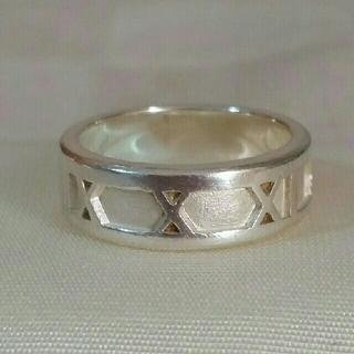 ティファニー(Tiffany & Co.)のティファニー⭐シルバーリング アトラス(リング(指輪))