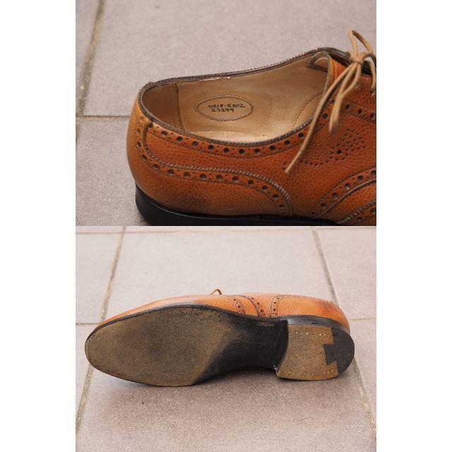 EDWARD GREEN(エドワードグリーン)のエドワードグリーン 7.5 E202 サンドリンガム メンズの靴/シューズ(ドレス/ビジネス)の商品写真