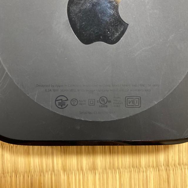 Apple(アップル)のApple TV 第3世代 A1469 スマホ/家電/カメラのPC/タブレット(PC周辺機器)の商品写真