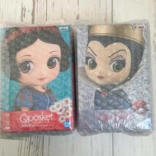 最安値 激安 Qposket 白雪姫 クイーン 2種セット フィギュア