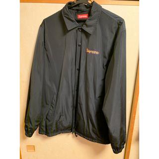 Supreme - supreme Gonz Logo Coaches Jacket 18ss