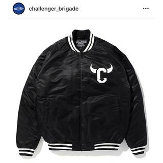 NEIGHBORHOOD - CHALLENGER(チャレンジャー)×RIBERA コラボスタジャン