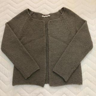 エヴァムエヴァ(evam eva)のevam eva /  wool alpaca roving yarn (カーディガン)
