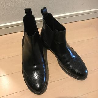 FREAK'S STORE - 美品 FREAK'SSTORE ショートサイドゴア ブーツ チャーチ 24