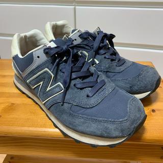 New Balance - ニューバランス 574  23.5