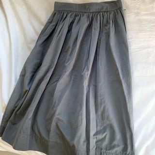 ZARA - ZARA ザラ ギャザースカート 未使用 膝丈スカート