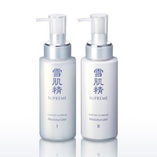 セッキセイ(雪肌精)の雪肌精SUPREME モイスチュアライザー Ⅱ(乳液/ミルク)